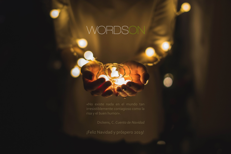 WordsOn Traducciones - Navidad
