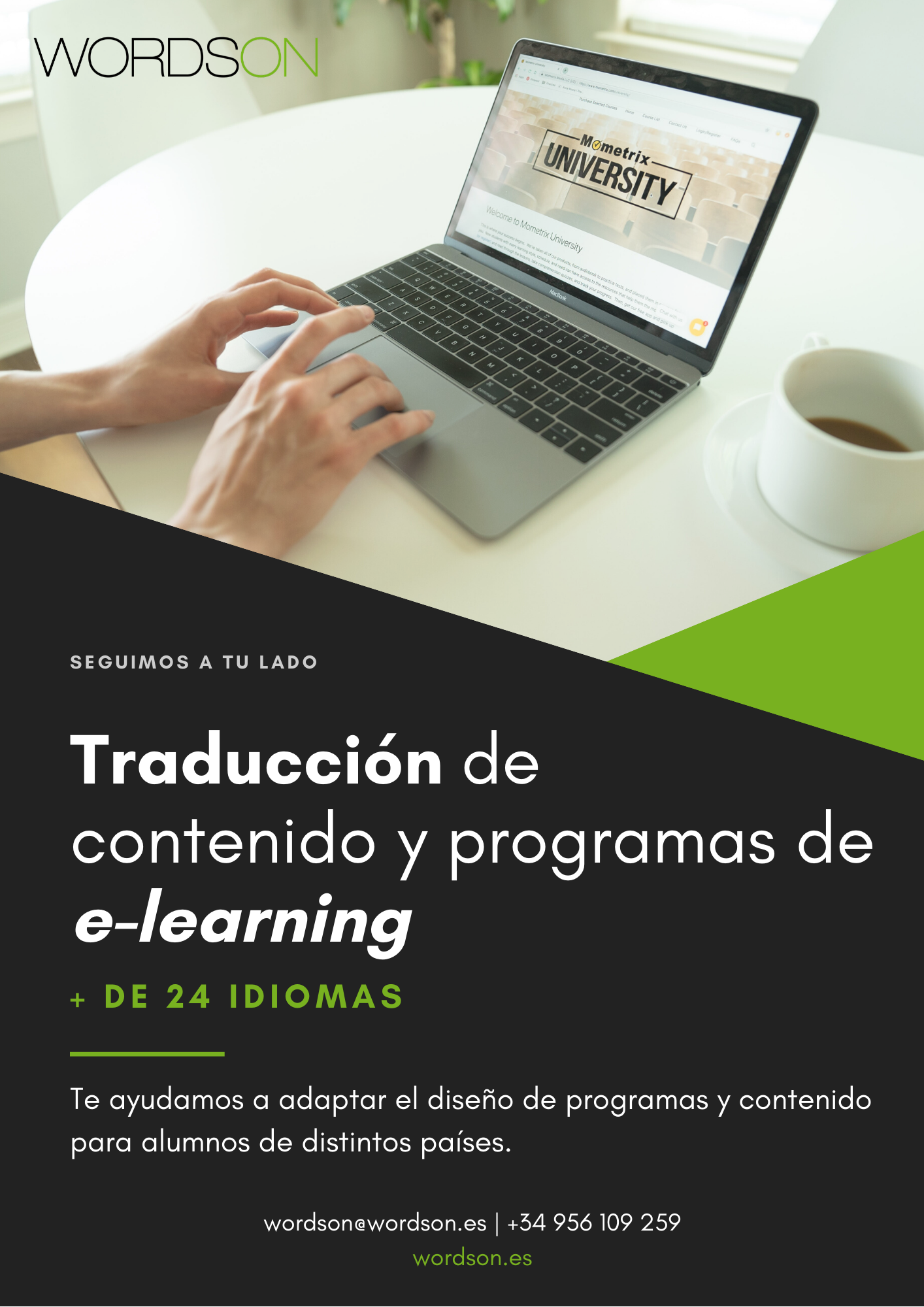Traducción de programas de e-learning