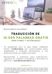 Traducción gratis para pymes y autónomos