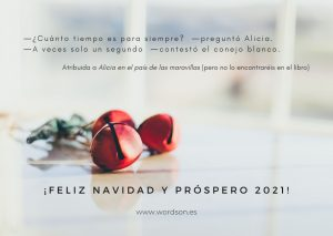 Feliz Navidad | WordsOn Traducciones